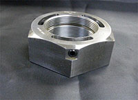 Peripheral Lock Hex Nuts